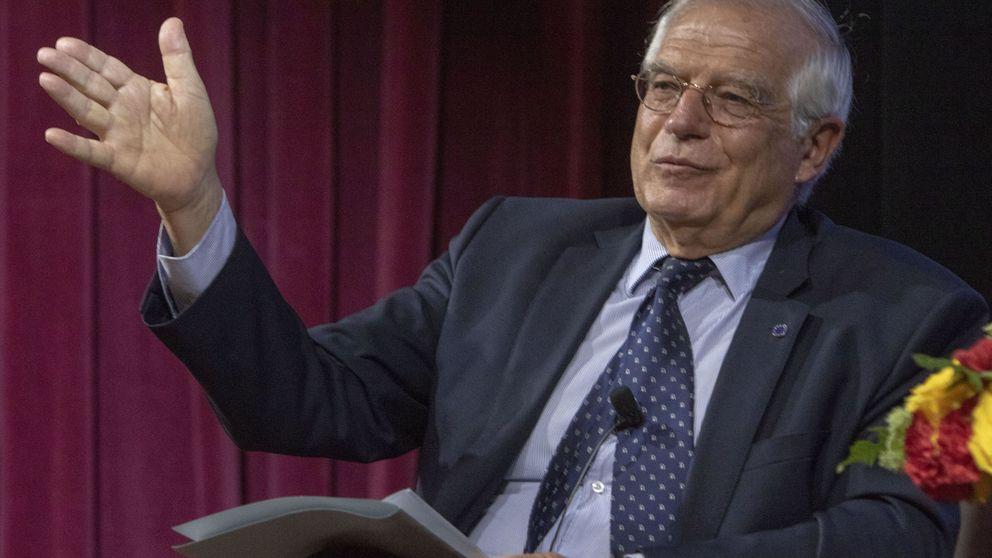 Borrell: Llevará 20 años resolver la división en Cataluña, si hay éxito