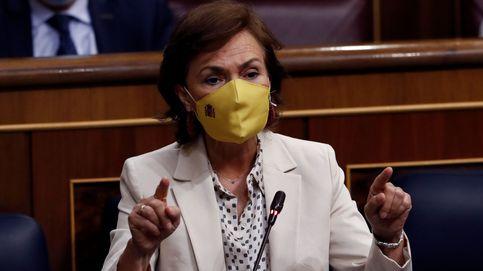 Calvo pide al PP su abstención en los PGE y descarta congelar el sueldo a los funcionarios
