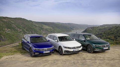46 años del Volkswagen Passat
