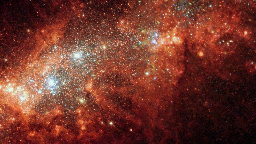 Revelan cómo se formaron las primeras galaxias del universo