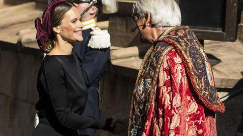 Sofía Hellqvist, la rebelde: el pequeño fallo de etiqueta con el que acierta en estilo