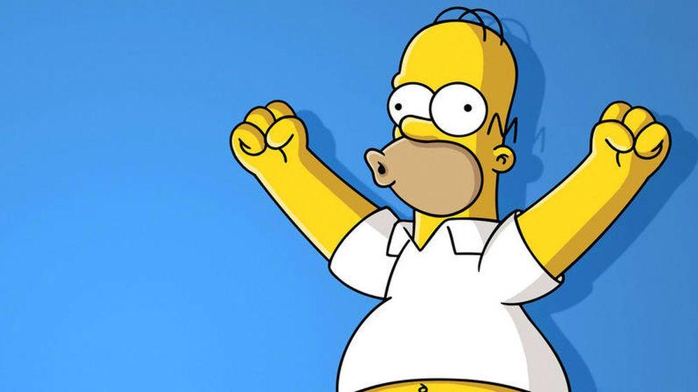Foto: Homer Simpson, personaje creado por Matt Groening.