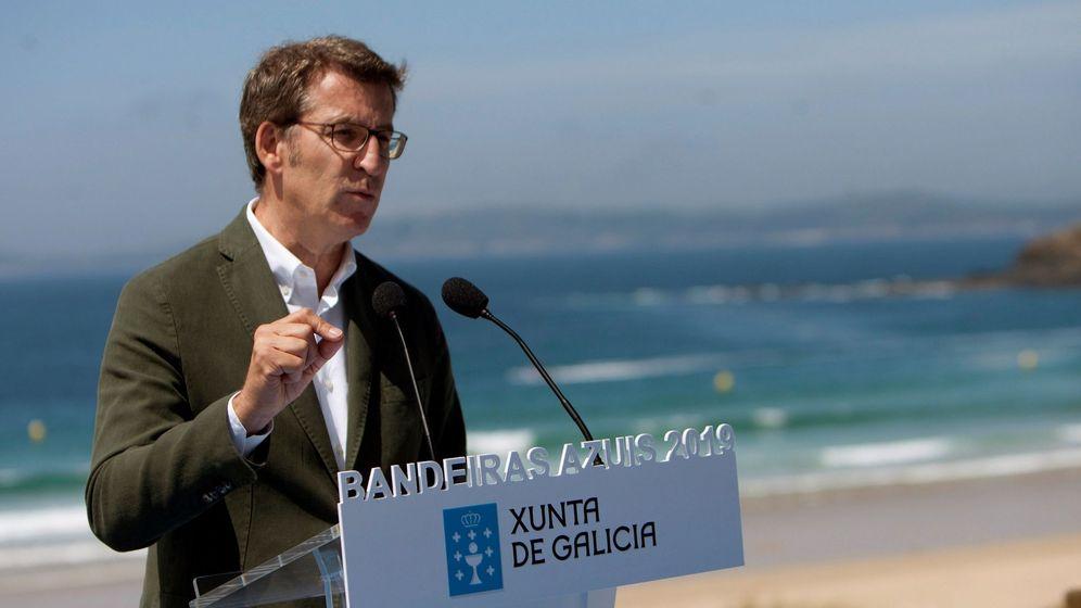 Foto: Alberto Núñez Feijóo. (EFE)