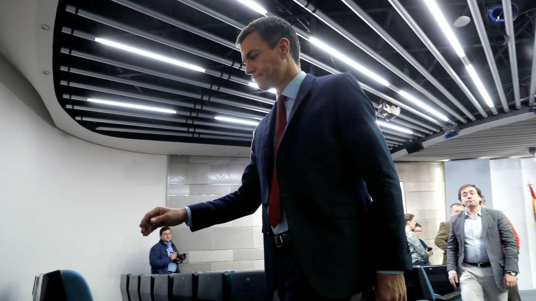 Sánchez: el 2-D refuerza su compromiso de defender la democracia frente al miedo