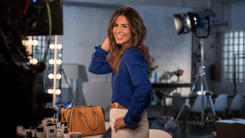 Nuria Roca, en una imagen de la campaña de H&S.