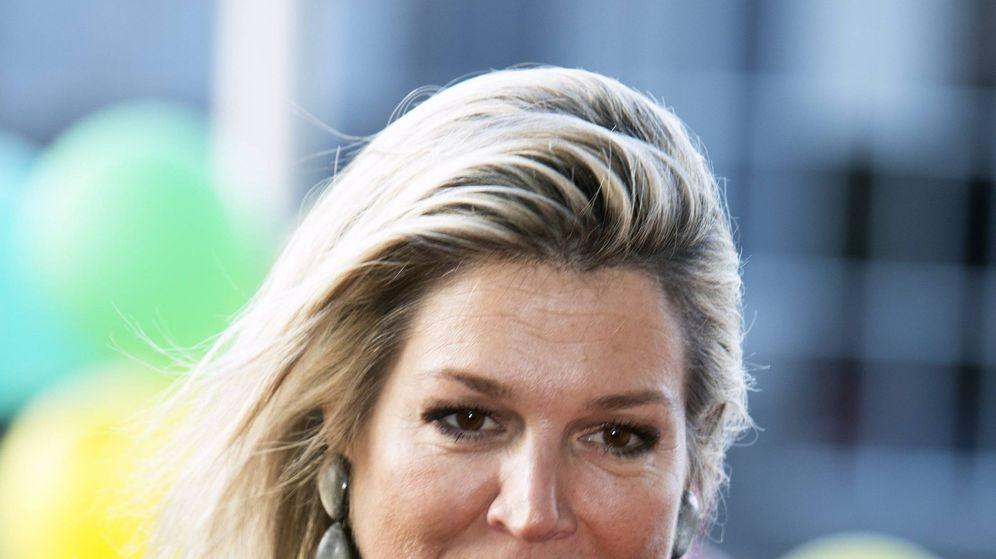 Foto:  Máxima de Holanda, en su último acto público. (Cordon Press)