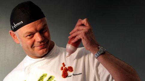 Luigi Bertaccini, chef de A vÁnvera: de ejecutivo estresado a cocinero feliz
