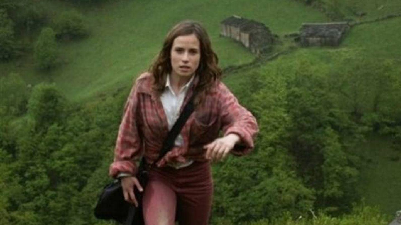 Marta Etura en el Valle del Pas en 'La vida que te espera' (2004). (Alta Films)