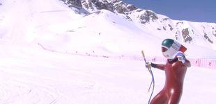 Post de El sexo de la velocidad o el speedski y la mujer más rápida del planeta, Valentina