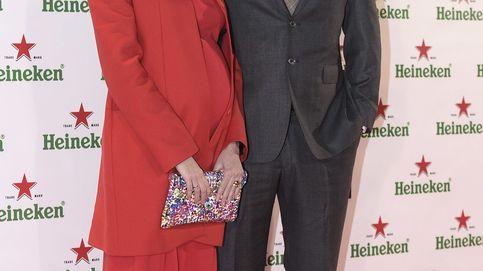 Miki Nadal y Carola Escámez, padres de una niña llamada ¿Carmen o Carmela?