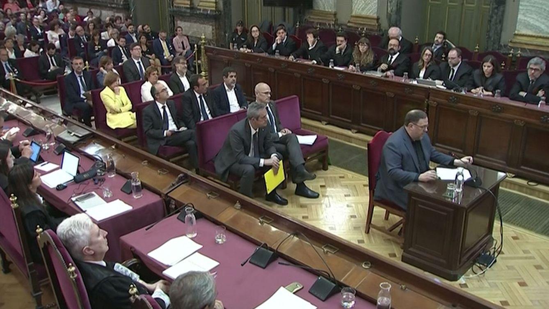 El Constitucional avala por unanimidad al Tribunal Supremo como juzgador del 'procés'