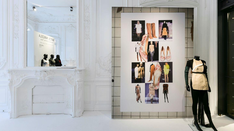 Fotografía facilitada por la casa de subastas Artcurial, que dedica por primera vez una venta al iconoclasta diseñador belga Martin Margiela.