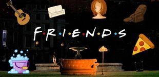 Post de Google celebra el 25.º aniversario de 'Friends' con detalles de los seis protagonistas