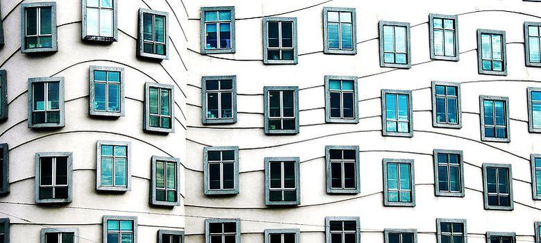 Foto: Ventanas que imitan a la piel humana para mantener a raya el calor estival