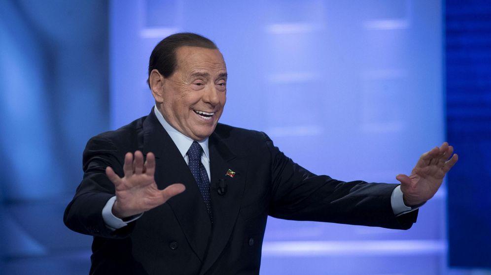 Foto: Silvio Berlusconi. (EFE)