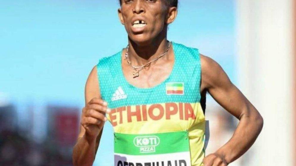 Foto: Girmawit Gebrzihair, la atleta de la polémica.