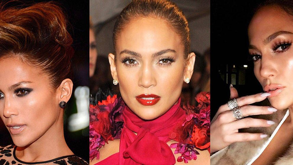 Jennifer Lopez: desvelamos su secreto de maquillaje para estar siempre tan joven