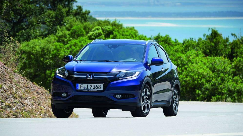 Foto: Honda HR-V, otro rival para el Qashqai
