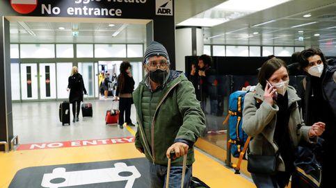 La variante del virus de UK ya ha desembarcado en Italia: aisladas dos personas