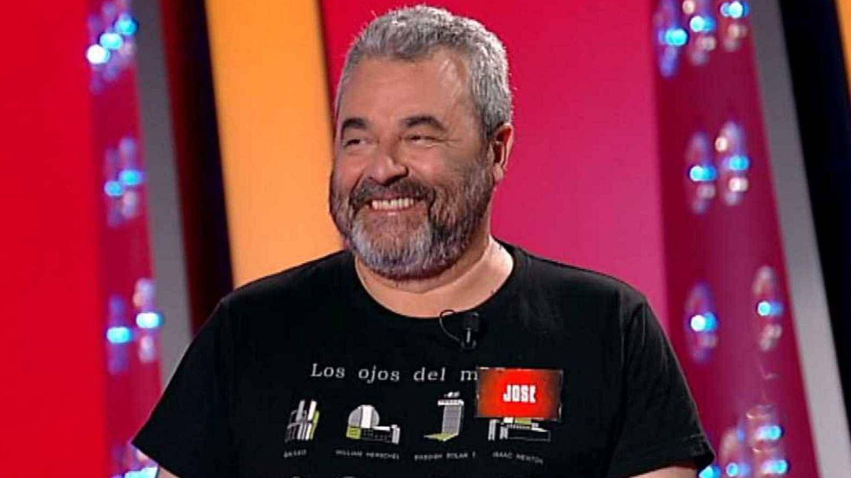 José Pinto, en su etapa en 'Saber y ganar'. (TVE)