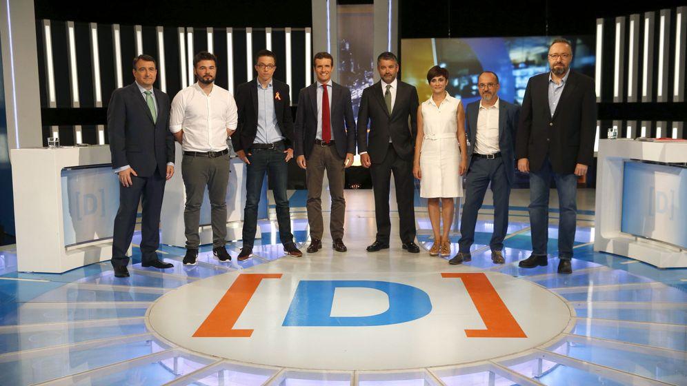 Foto: Debate a siete