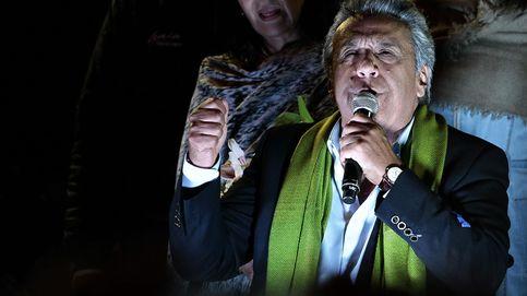 Lenín Moreno se proclama ganador en Ecuador y el opositor habla de fraude