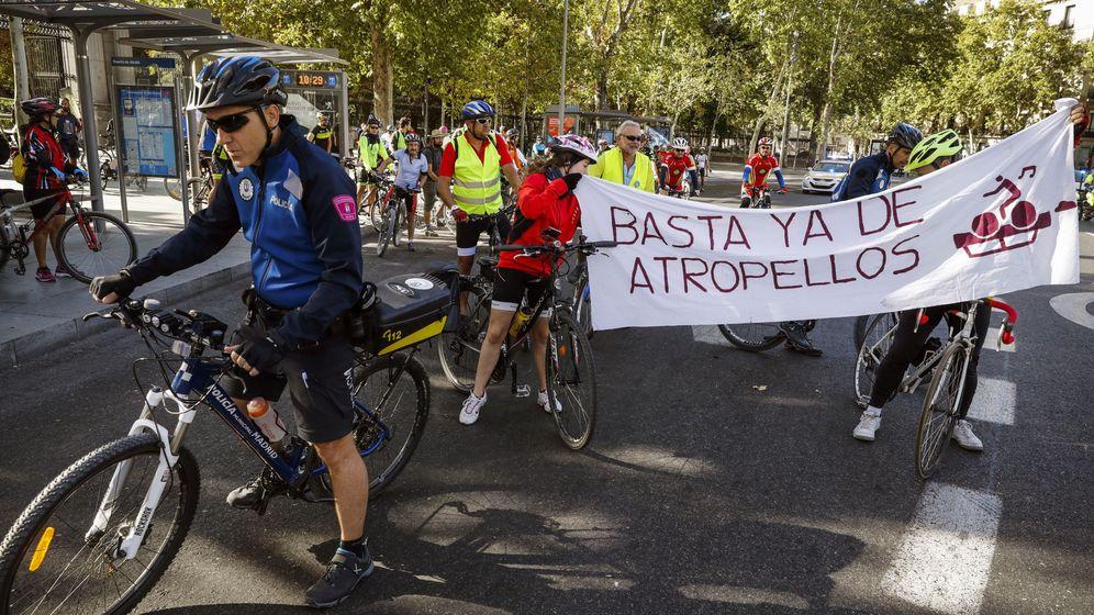 Foto: El Congreso aprobó este jueves el endurecimiento del Código Penal en caso de atropello a ciclistas. (EFE)
