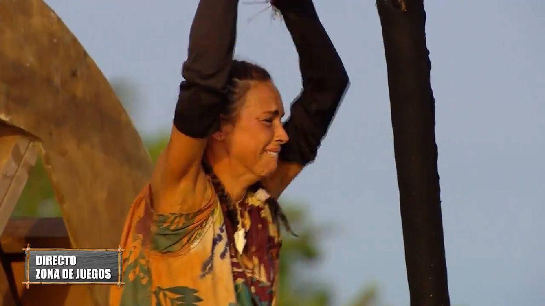 Desmontando el tongo en 'Supervivientes' con Olga Moreno: la explicación de Lara Álvarez