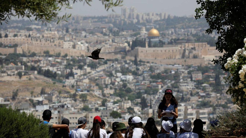 """Jerusalén, la """"no-ciudad"""" desgarrada que corre hacia un precipicio"""