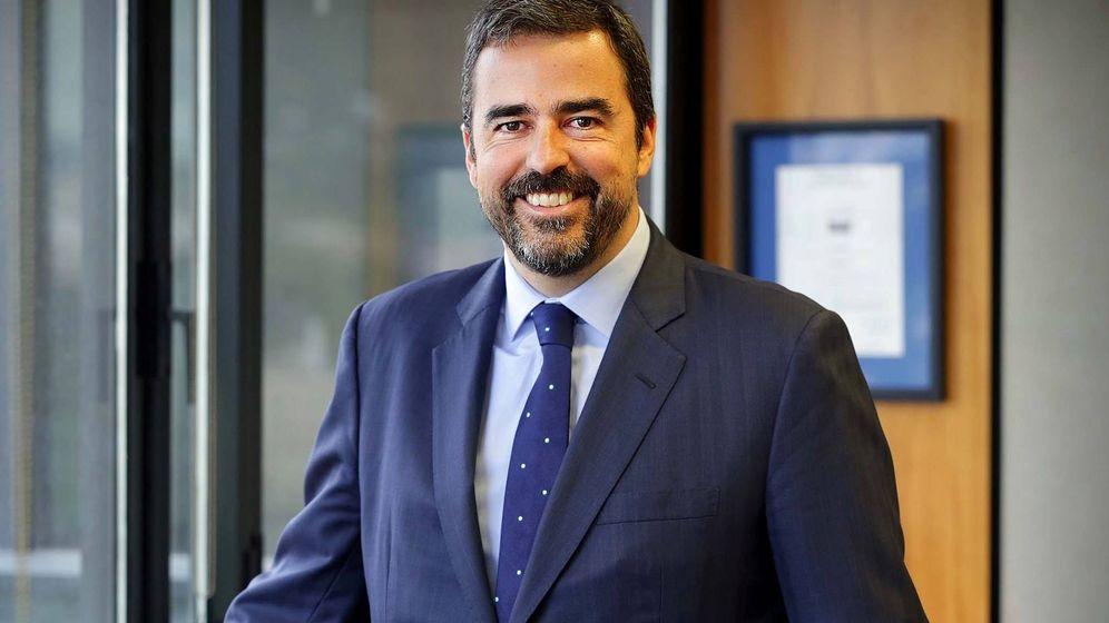 Foto: Víctor Allende, ejecutivo de Caixabank.