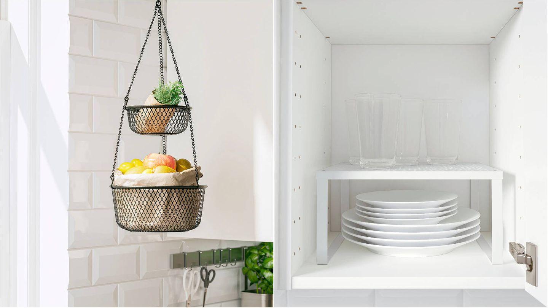 Soluciones de Ikea para cocinas pequeñas. (Cortesía)
