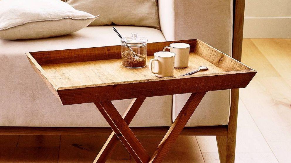 La pieza clave para tu salón está en Zara Home: mesas auxiliares en sus Special Prices