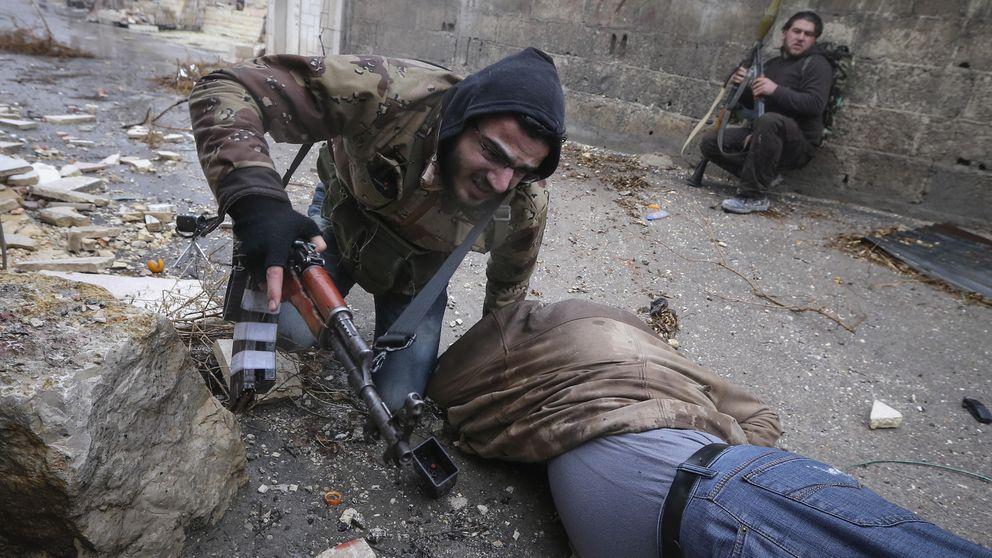 Un arma de doble filo: EEUU entrena a los rebeldes sirios