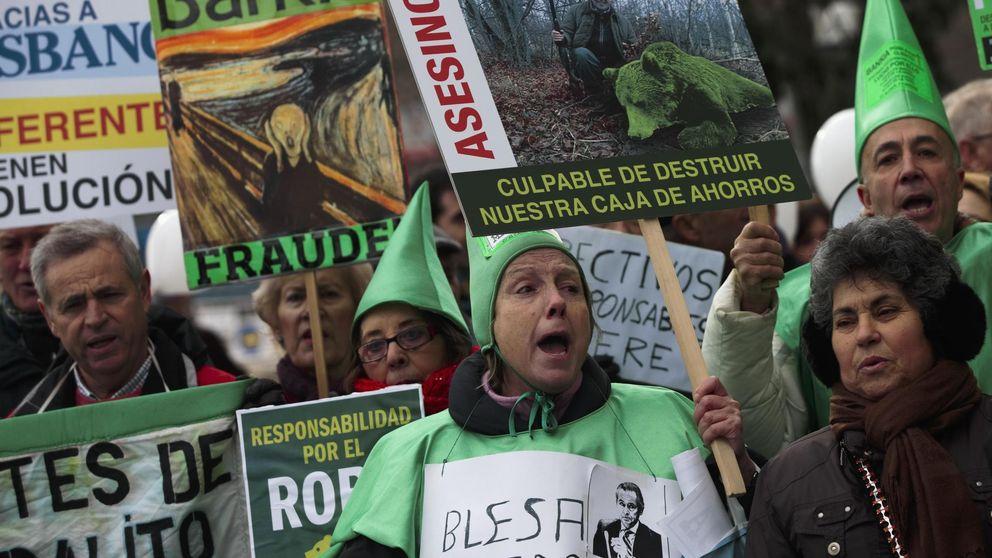 La abogacía del Estado busca endosar a los seguros la factura de Bankia