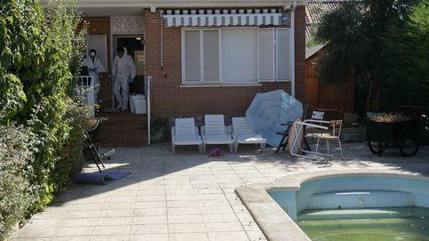 En imágenes: así es el chalet de Pioz (Guadalajara) donde ha aparecido descuartizada una familia