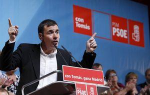 Tomás Gómez no cede a las voces que le piden que 'abdique' del PSM