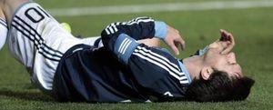 """Messi, en el ojo del huracán tras el chasco de Argentina: """"Es el mejor, pero..."""""""