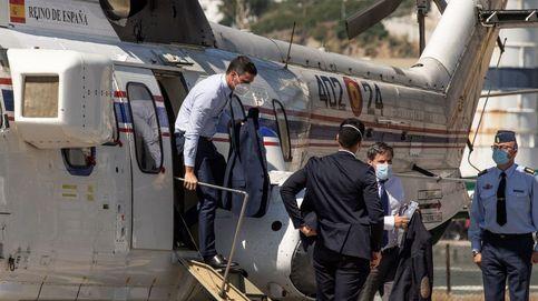 La tibieza de Moncloa y la visita de Sánchez a Ceuta abocan a una crisis larga con Marruecos