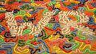 El dominó en línea más largo del mundo: 15.524 piezas