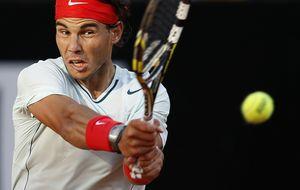Nadal prueba las rodillas con una victoria en dobles junto a Andújar en Montreal
