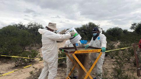 México ha recuperado 1.124 cadáveres de fosas clandestinas en los últimos 13 meses