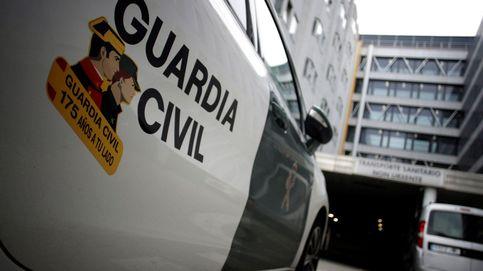 Ardua persecución policial en Ordes que se salda con cuatro agentes heridos y coches embestidos