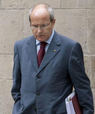 Foto: Montilla cierra el paso al sector catalanista del PSC con el fichaje del ministro de Trabajo
