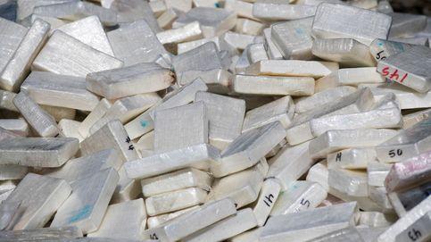 Incineran más de 1.300 kilos de drogas