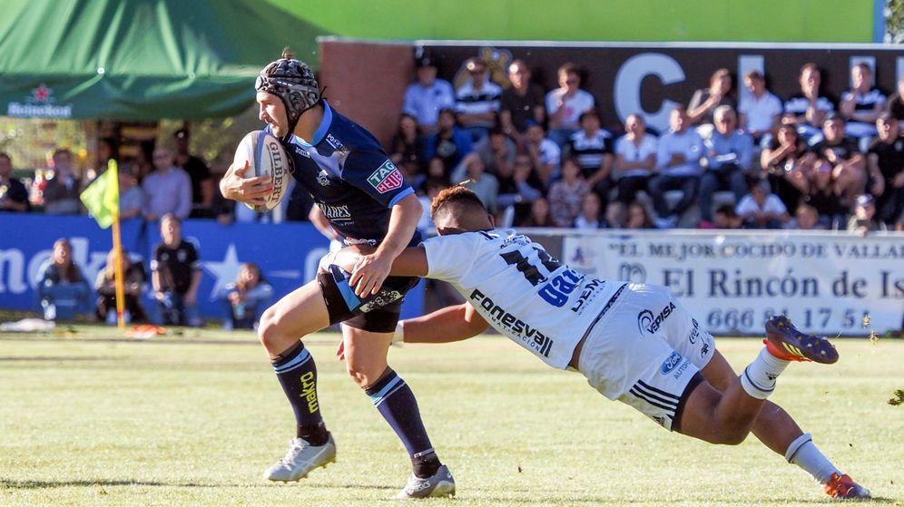 Foto: La División de Honor de rugby 2019-2020 comenzará en septiembre. (EFE)