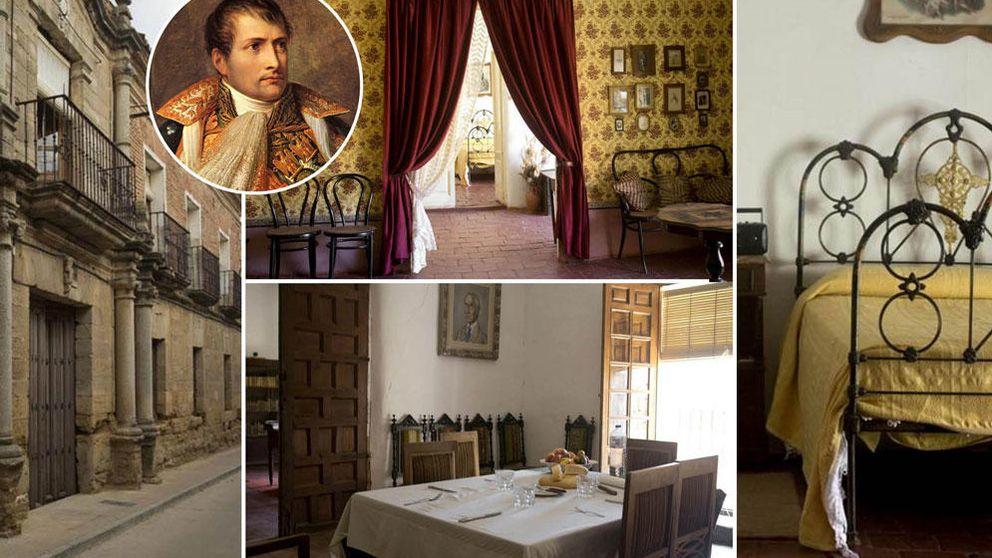 Se vende palacio (a precio de saldo) donde durmió Napoleón