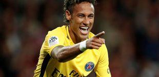 Post de El estreno soñado por Neymar, gol y asistencia en la goleada del PSG