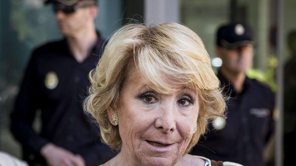 Desestimada la querella que Podemos interpuso a Aguirre por relacionarles con ETA