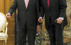 El Rey Juan Carlos interrumpe su 'excedencia'