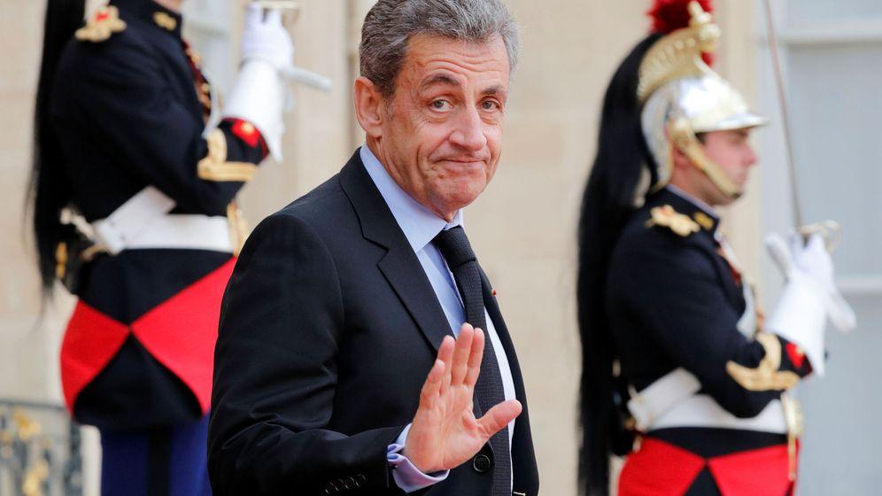 Foto: Nicolas Sarkozy. (Reuters)